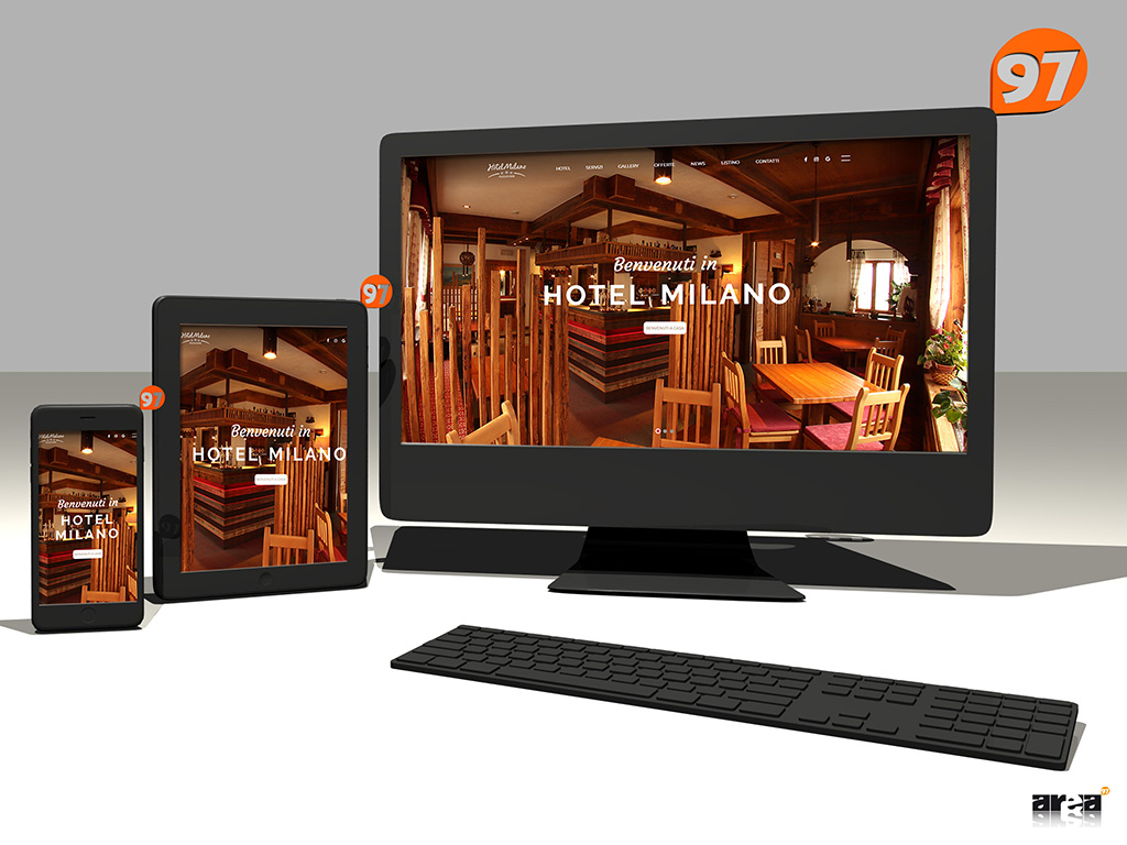 HOTEL MILANO - Website