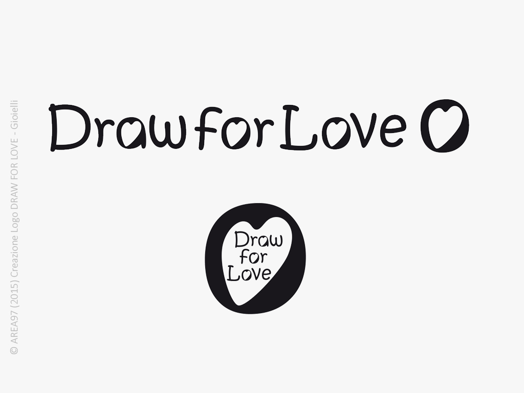 DRAW FOR LOVE - Logo
